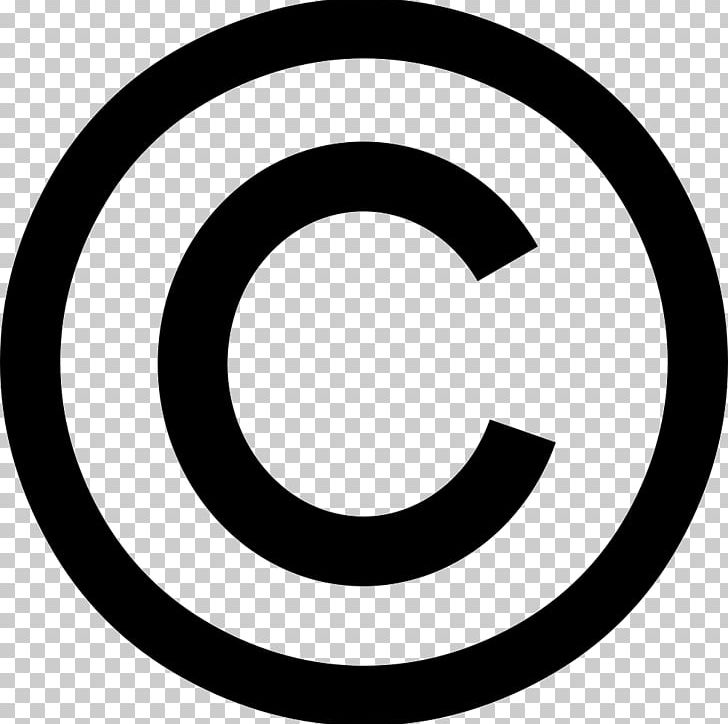 Copyright Symbol Registered Trademark Symbol PNG, Clipart.