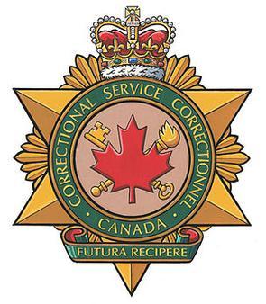Correctional Service of Canada.