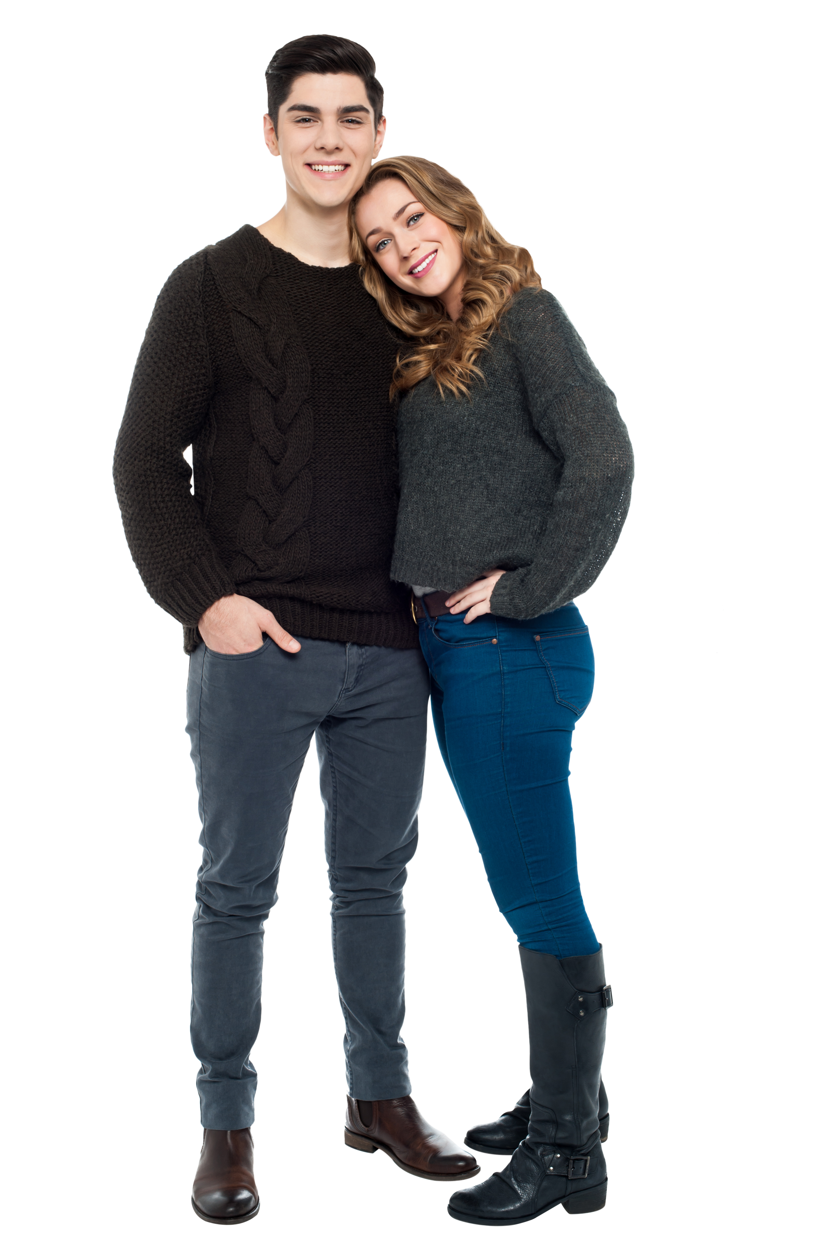 Couple PNG Image.