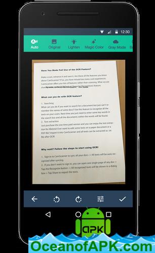CamScanner Phone PDF Creator v5.10.6.20190521 [Full] APK.