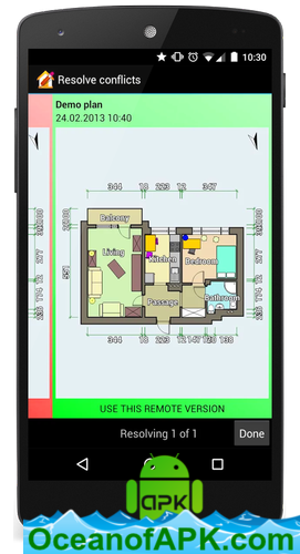 Floor Plan Creator v3.3.7 build 283 [Unlocked] APK Free Download.