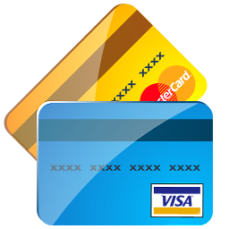 Credit cards Icon #4423.