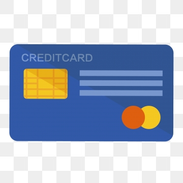 Credit Card PNG Images.