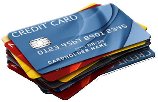 Download Credit Card Transparent Background For Designing.