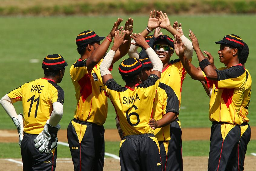 PNG qualify for the ICC Men\'s T20 World Cup Qualifier 2019.