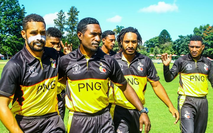 Sport: PNG cricketers lose coveted ODI status.