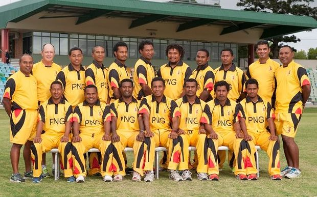 Sport: PNG cricketers beat Oman.