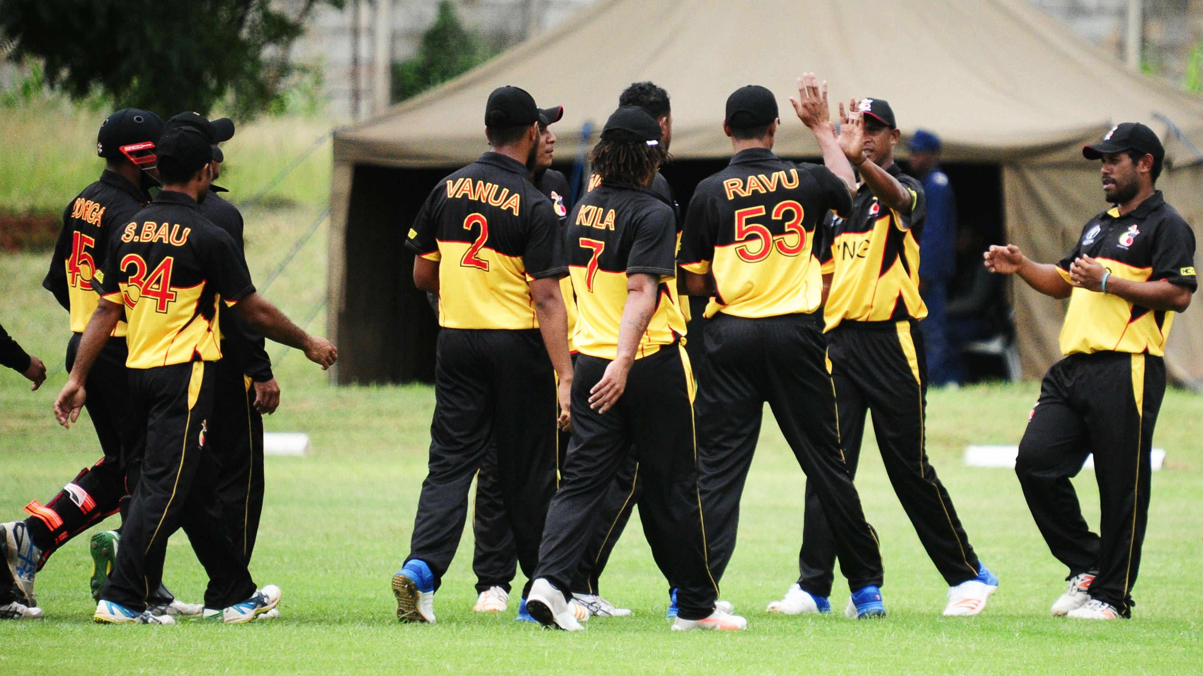 Experienced UAE come up against energetic PNG.