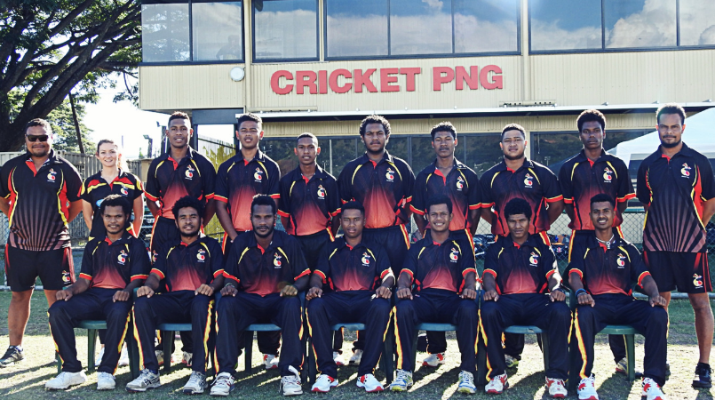 10 PNG cricket players suspended.