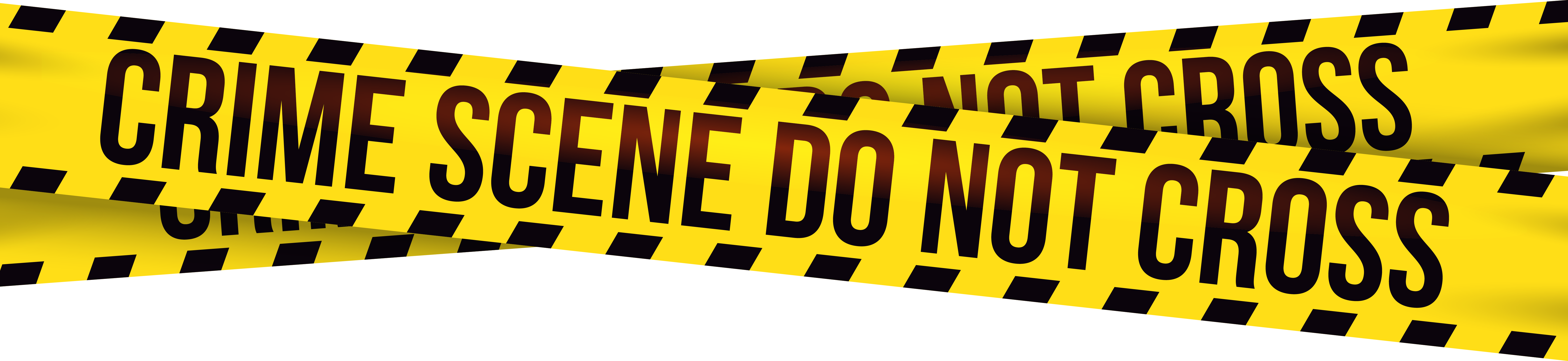 Police tape PNG images free download.