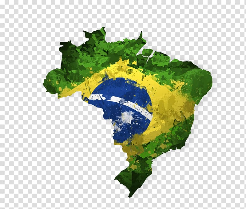 Brazil flag illustration, Sxe3o Paulo Manaus Crime.