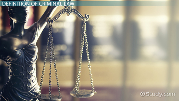 What is Criminal Law?.
