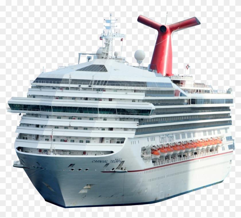 Cruiseship.