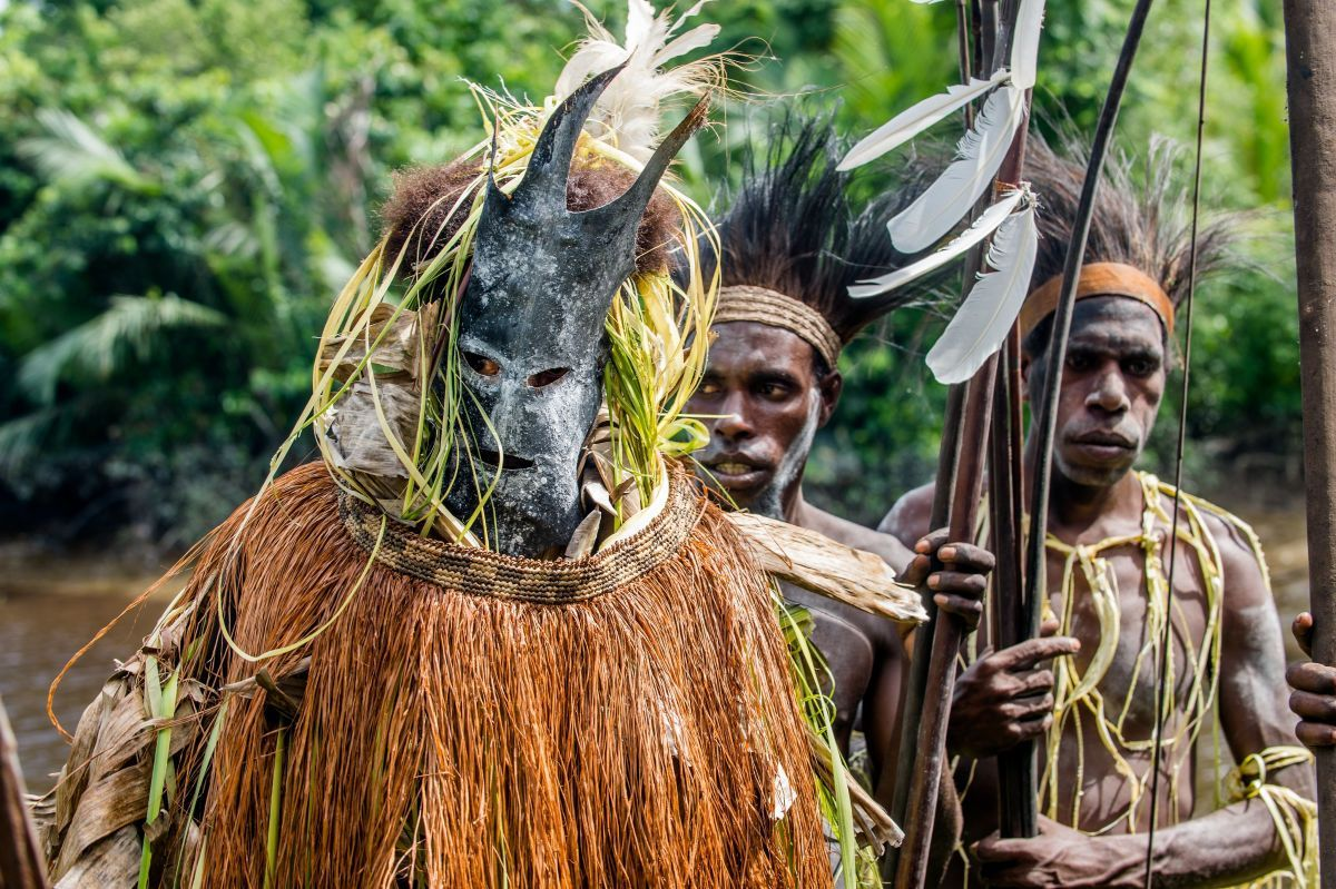 Wild & Wacky Papua New Guinea Tribes You Should Definitely Meet.