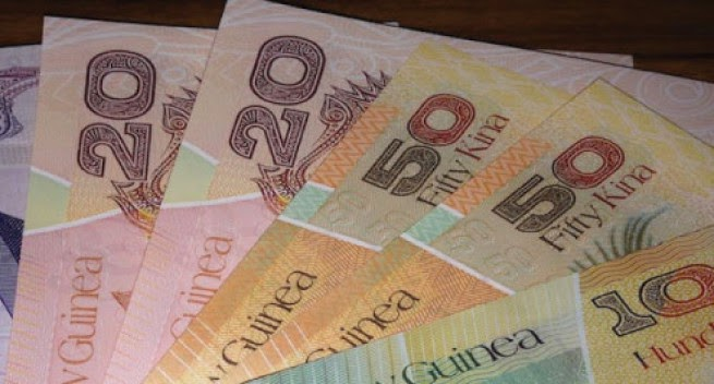 PNG Government takes control of forex trading.