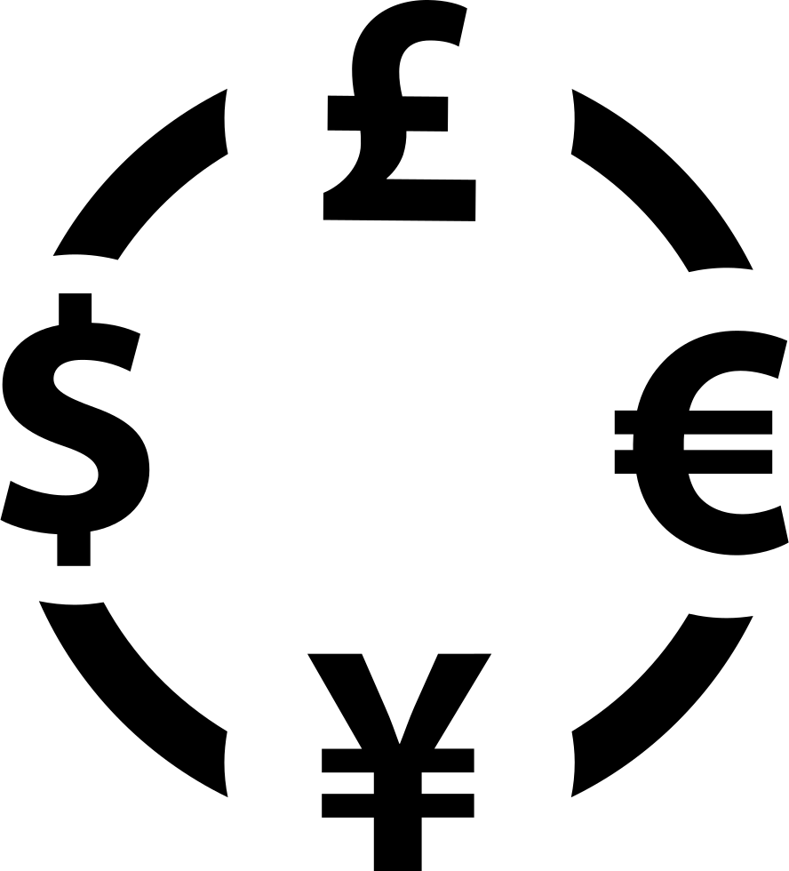 Foreign Currency Exchange Svg Png Icon Free Download.