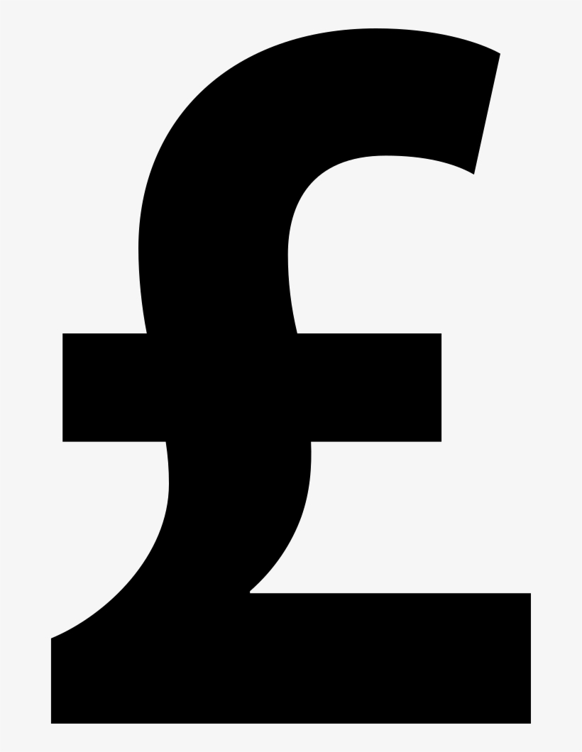 Download Pound Currency Symbol Png Clipart Pound Sign.