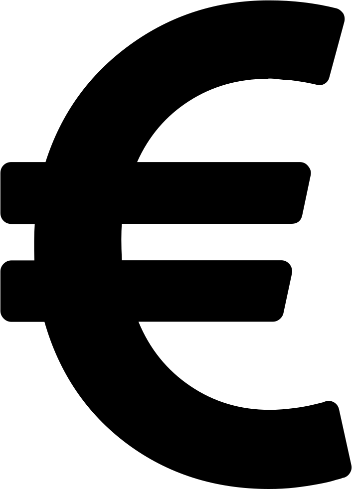 Euro Currency Symbol Svg Png Icon Free Download (#62259.