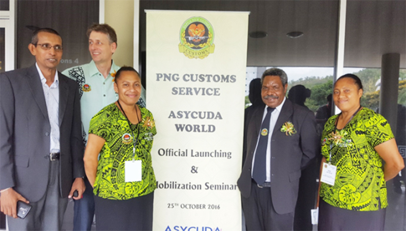 New Customs clearance system set to go.