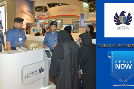 Jobs In Dubai At Dubai Customs.