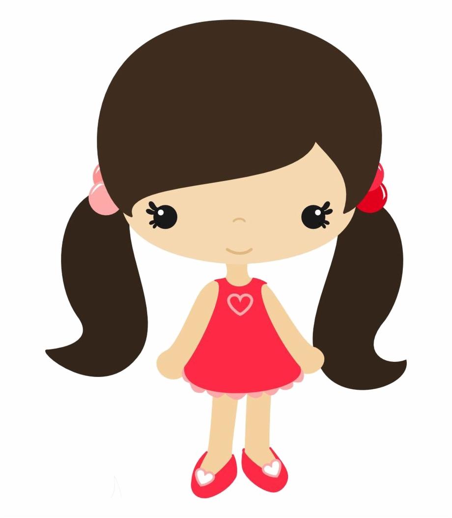 Cute Girl Png Photo.