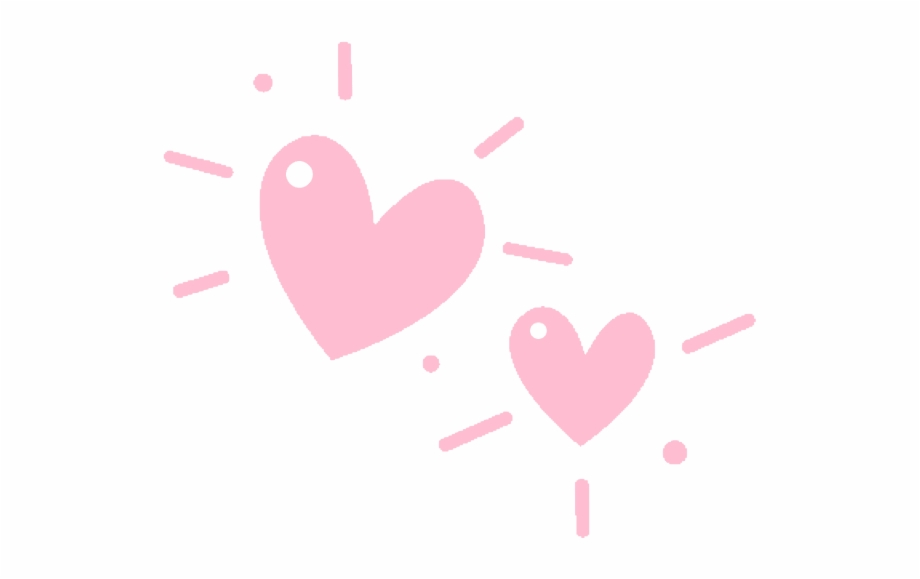 Cute Heartstickers Stickers.