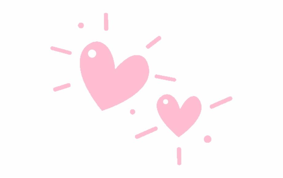 Cute Heartstickers Stickers.