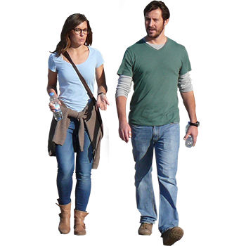 People Cutout Png Vector, Clipart, PSD.