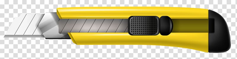Yellow adjustable knife illustration, Red Easter egg.