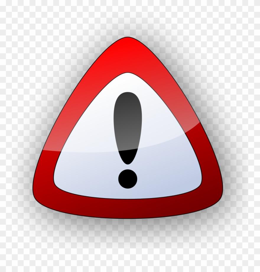 39 Kb Danger Sign Segnale Di Pericolo Clipart.