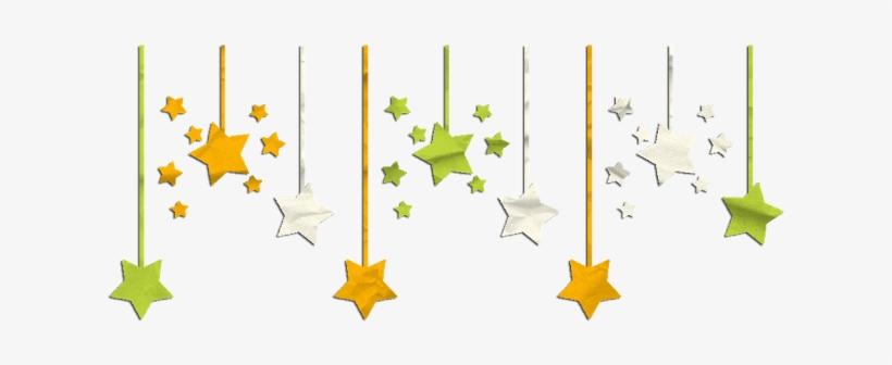 Estrellas Y Bastones De Navidad Stars And Moon, Let.
