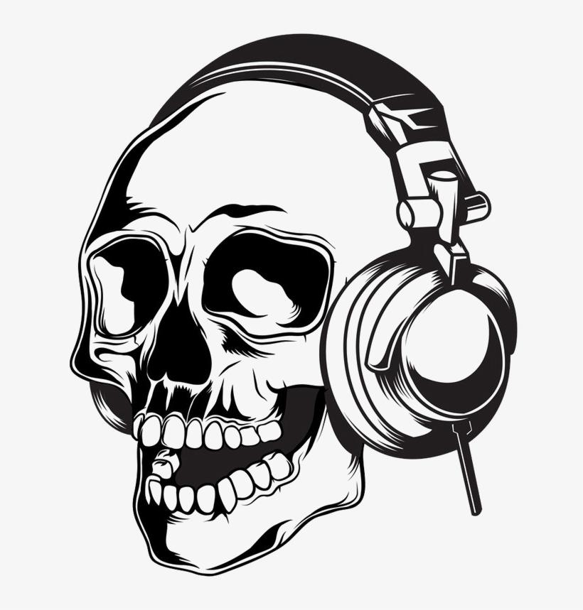 Creative Skull Png Download Image.