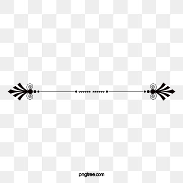 Decorative Lines Png, Vector, PSD, and Clipart With.