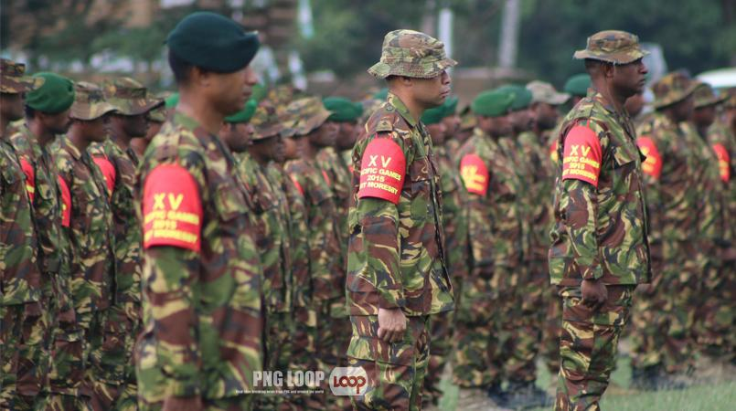 PNGDF recruitment process questioned.