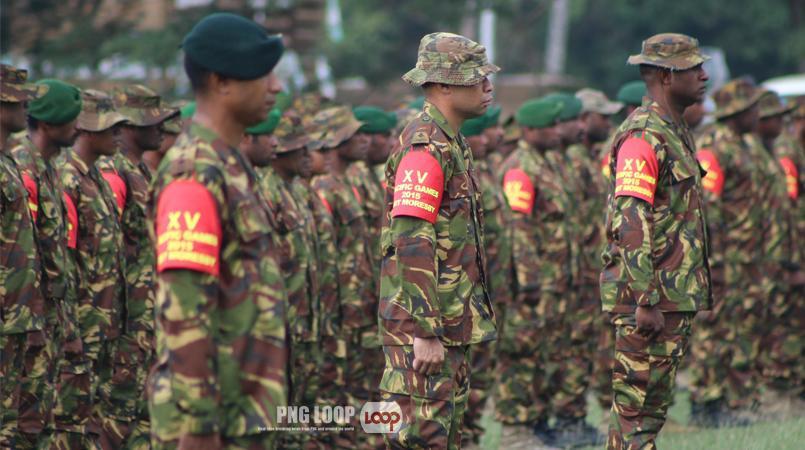 PNGDF recruitment process questioned.