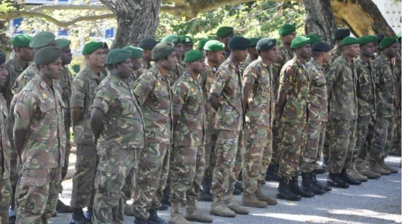 Over 3,000 soldiers in PNGDF.