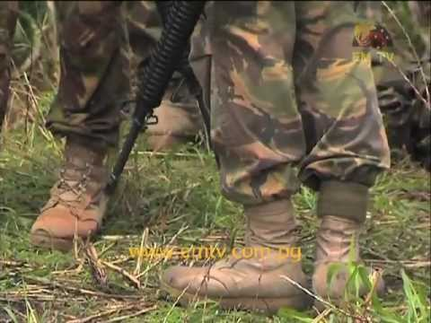 PNG Defence Force ReLooks at Height Requirements for New Female Recruits.