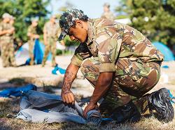 NZ Army.