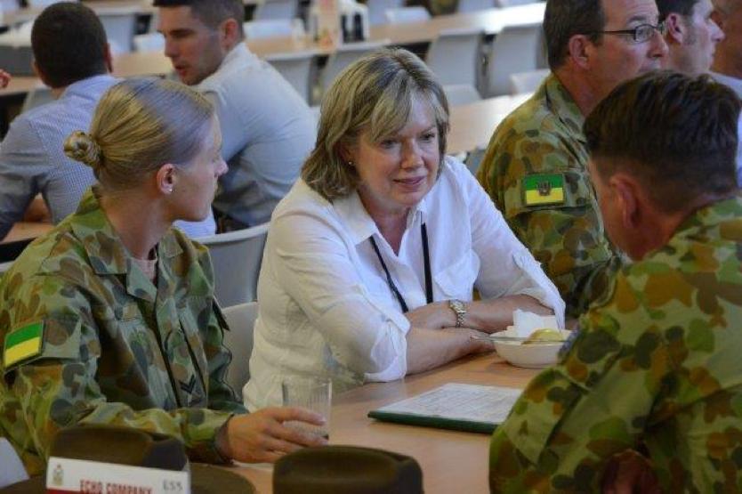Army Recruit Training Centre, Kapooka.