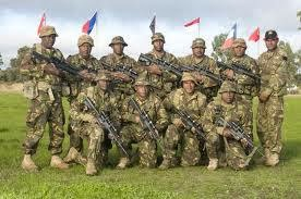 PNG DEFENCE FORCE WHITE PAPER PAST FIRST TEST.