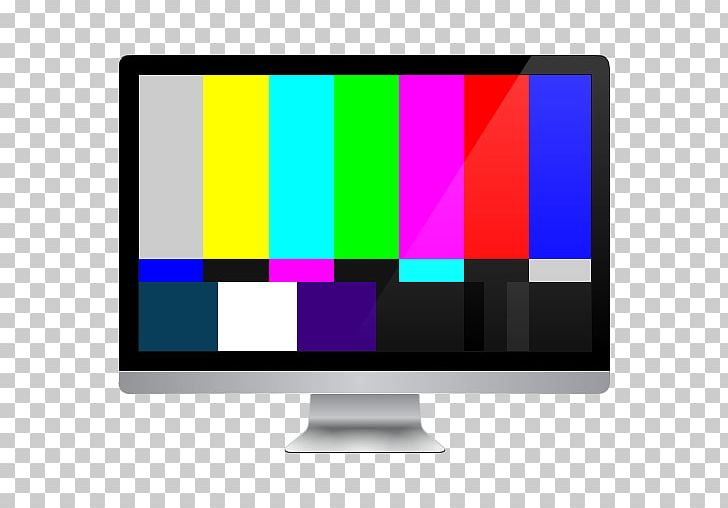 SMPTE Color Bars High.