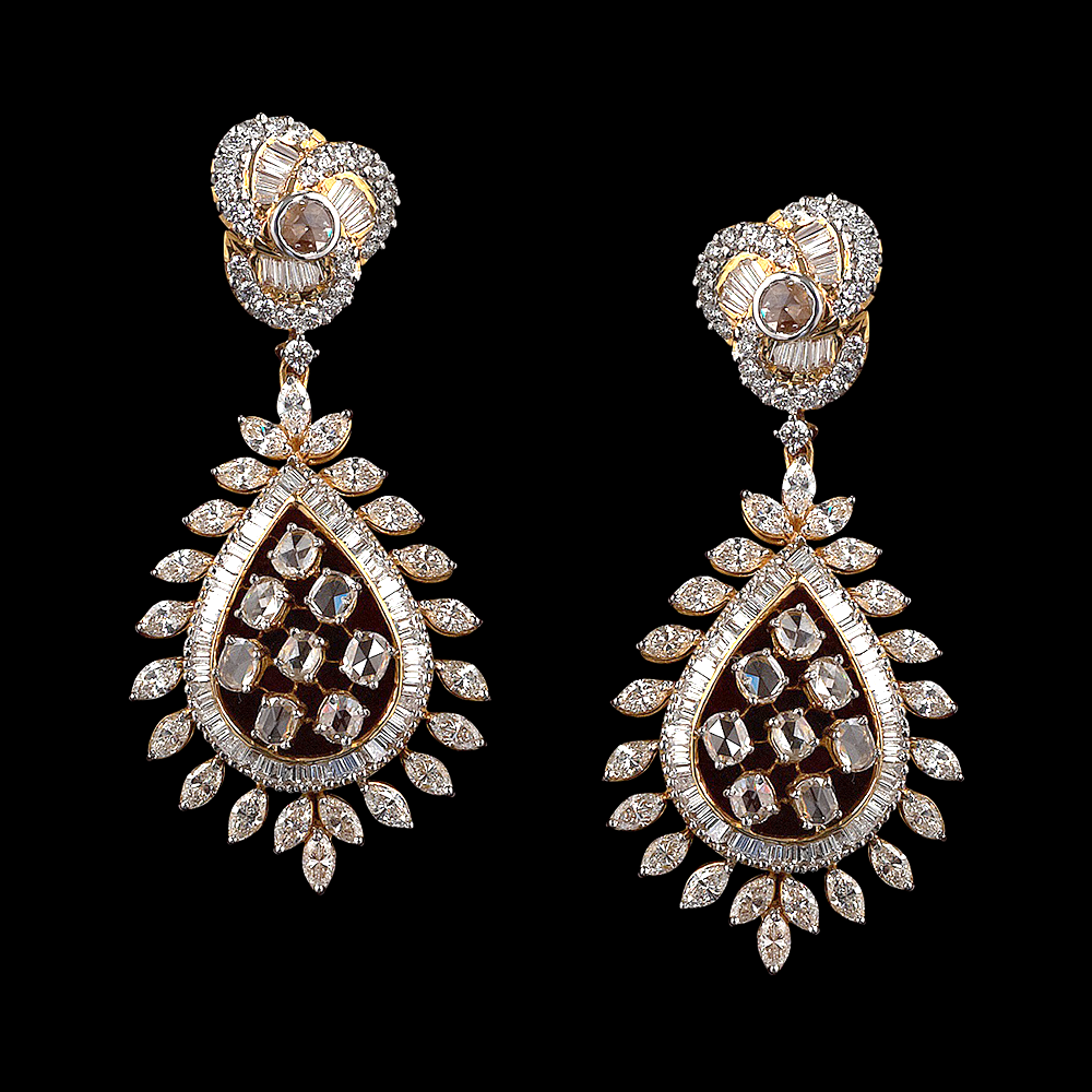 Jewellery :: Diamond :: Earring :: KE.