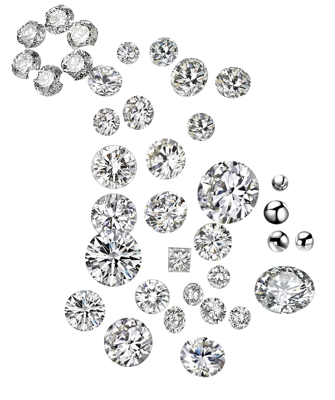 Download Diamond Of Material Rhinestone Sparkle Rhinestone.