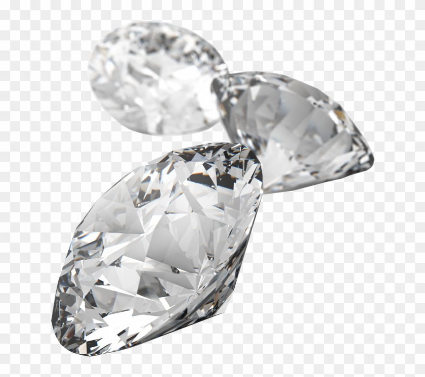 Loose Diamonds Png.