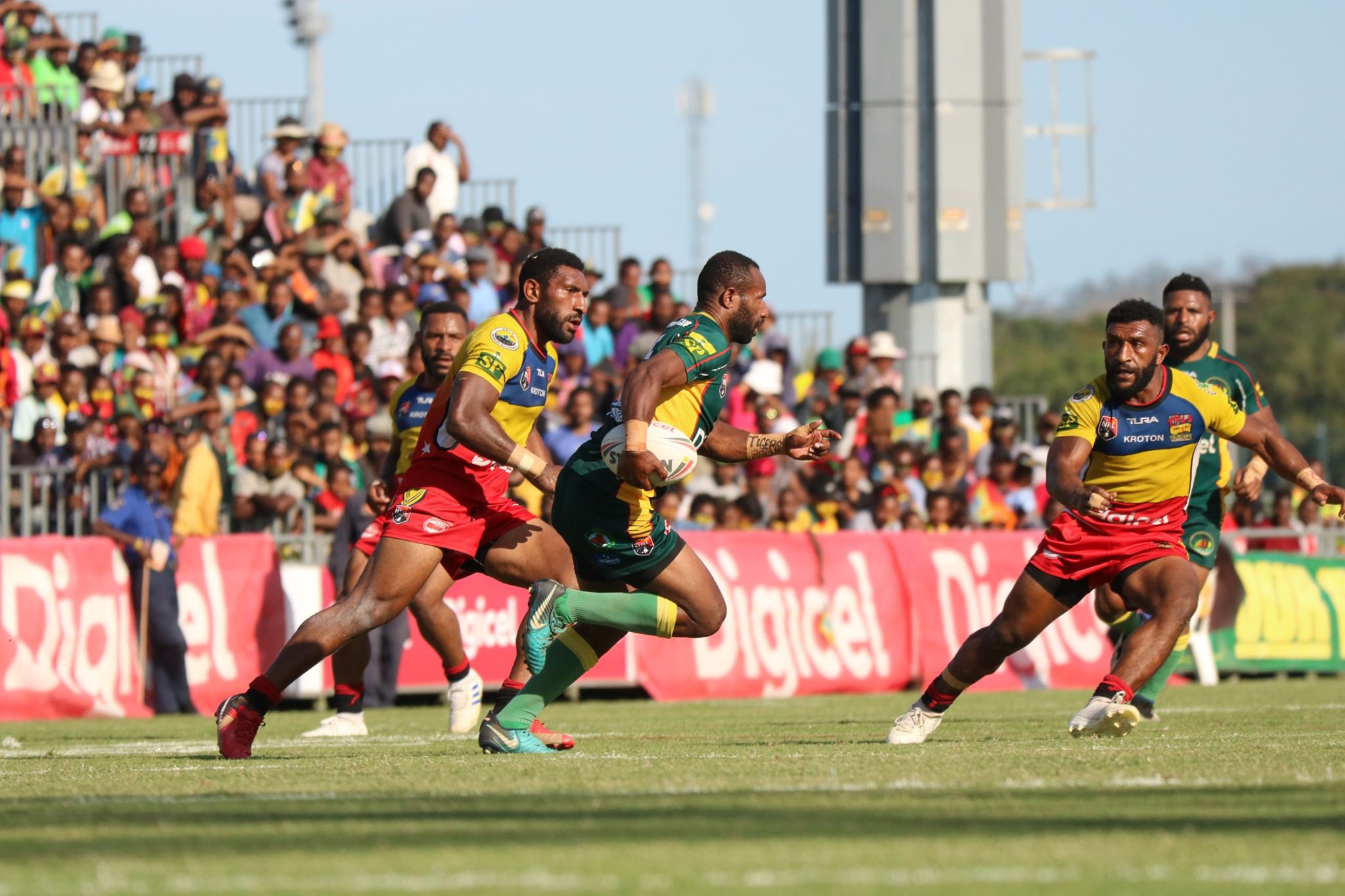 Wigmen to face Lae in 2019 Digicel Cup Final.