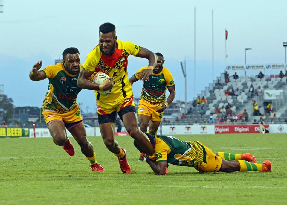 Wigmen and Tigers continue to move up Digicel Cup ladder.