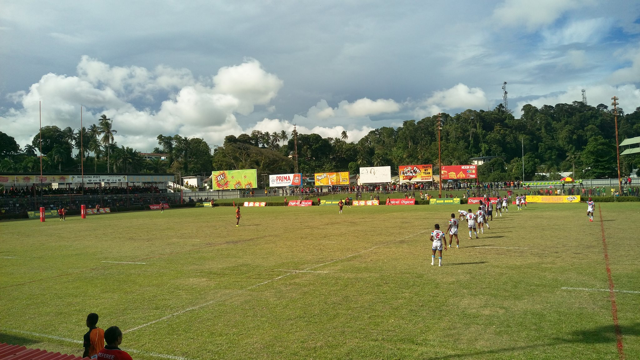 Mioks fortify position at top of PNG Digicel Cup ladder.