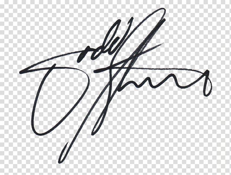 Digital signature Signature block, Signatures transparent.