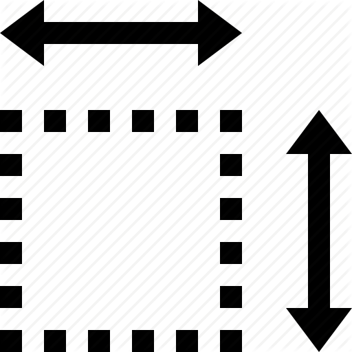 Size Icon Png #282939.