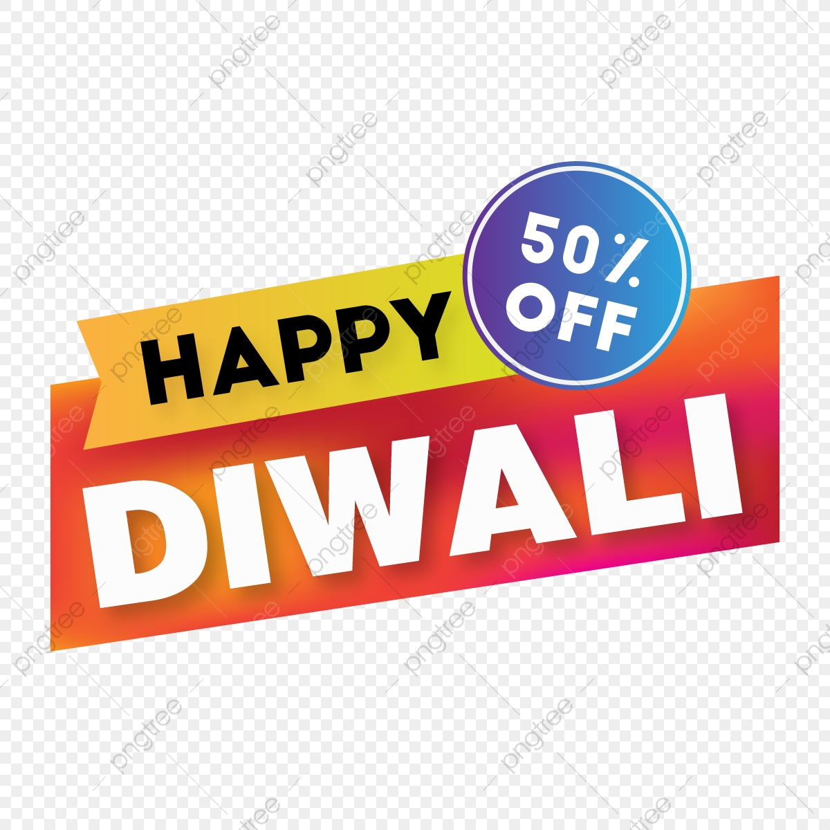 Special Happy Diwali Offer Sticker Label, Diwali, Festival.